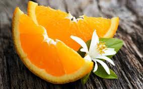 naranjas de postre