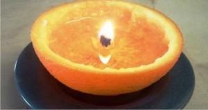 vela-naranja-5-ideas-reutilizar-cascara-naranjas